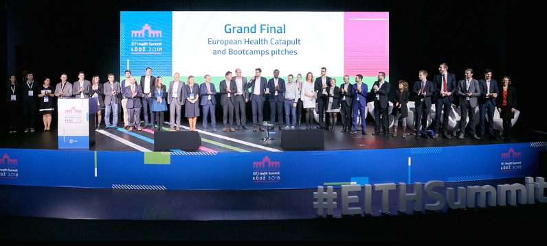 Pitch Coaching Finalists for EIT Health Summit