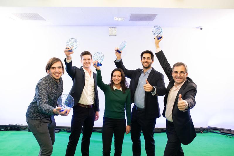 Congrats to the 2019 EIT Award Winners!